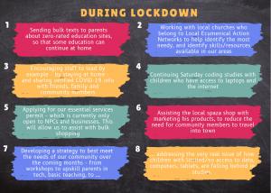 April 2020 Newsletter: COVID-19 Lockdown Response